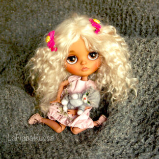 Blythe wigs and chips