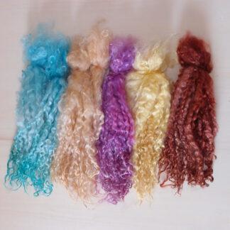 Wool locks